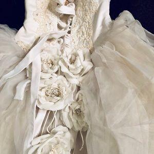 🔥PRICE DROP🔥Ballgown Style Wedding Dress